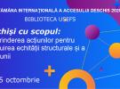 SĂPTĂMÂNA INTERNAŢIONALĂ A ACCESULUI DESCHIS 2020
